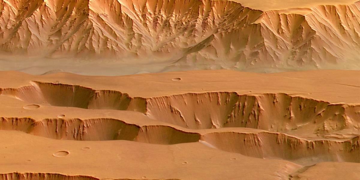 Nueva evidencia prueba que sí hubo agua en Marte
