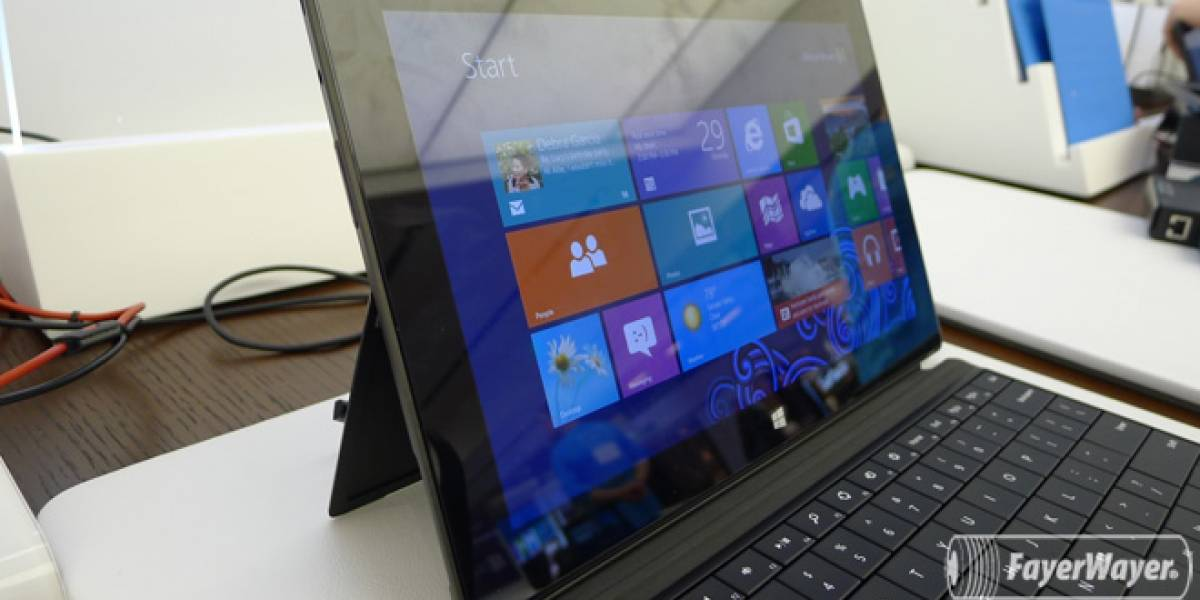 Según Microsoft, no debemos esperar un Surface de siete pulgadas