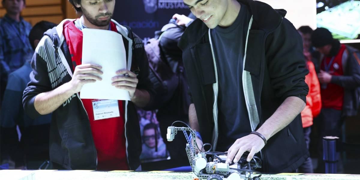 Abren convocatoria a estudiantes chilenos para participar en Talleres de Robótica Educativa