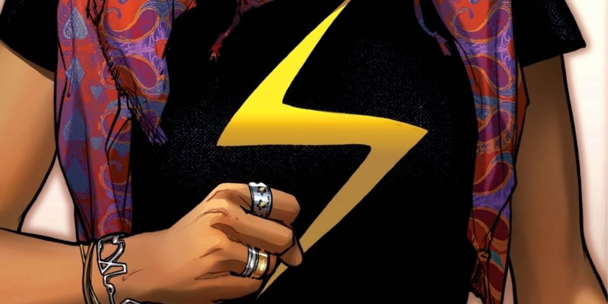 Marvel estaría preparando una serie sobre Ms. Marvel