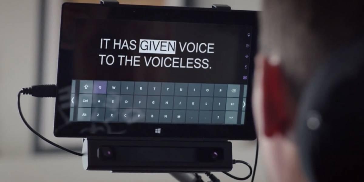 El comercial de Microsoft para el Super Bowl apela a lo emocional