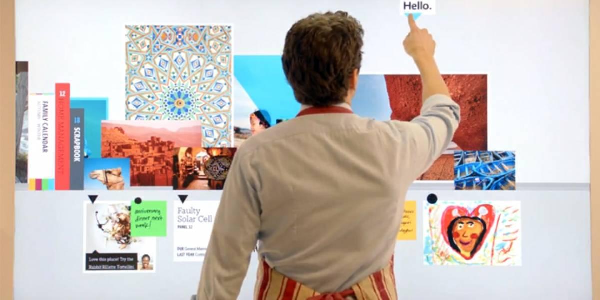Video: Microsoft y su visión de la tecnología futurista en diez años más