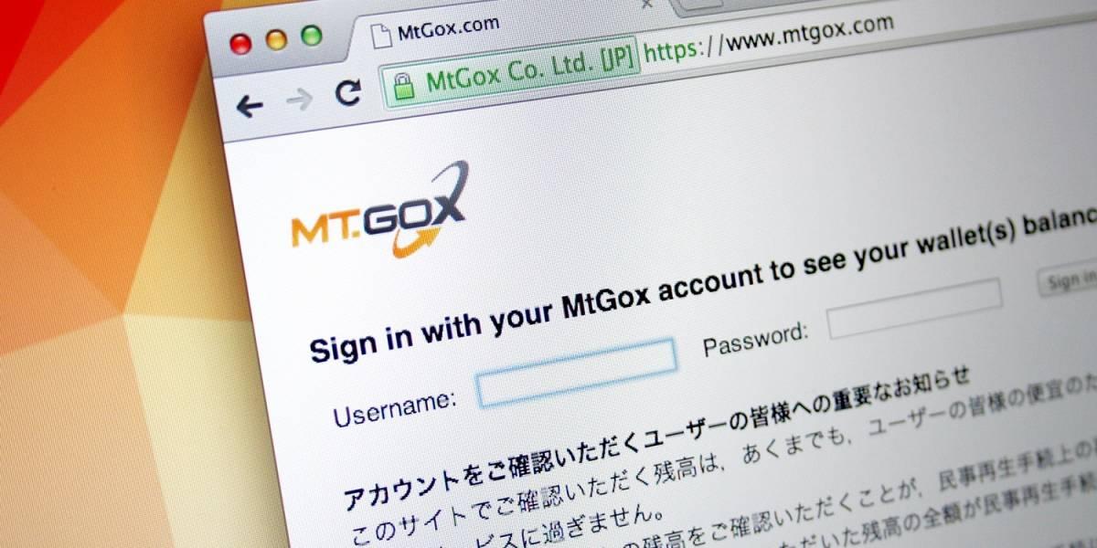 Mt. Gox entra en liquidación