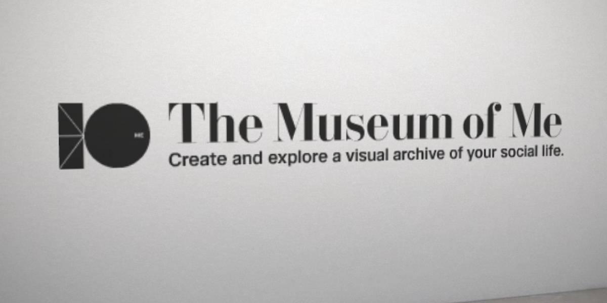 Crea tu propia egoteca con The Museum of Me, de Intel