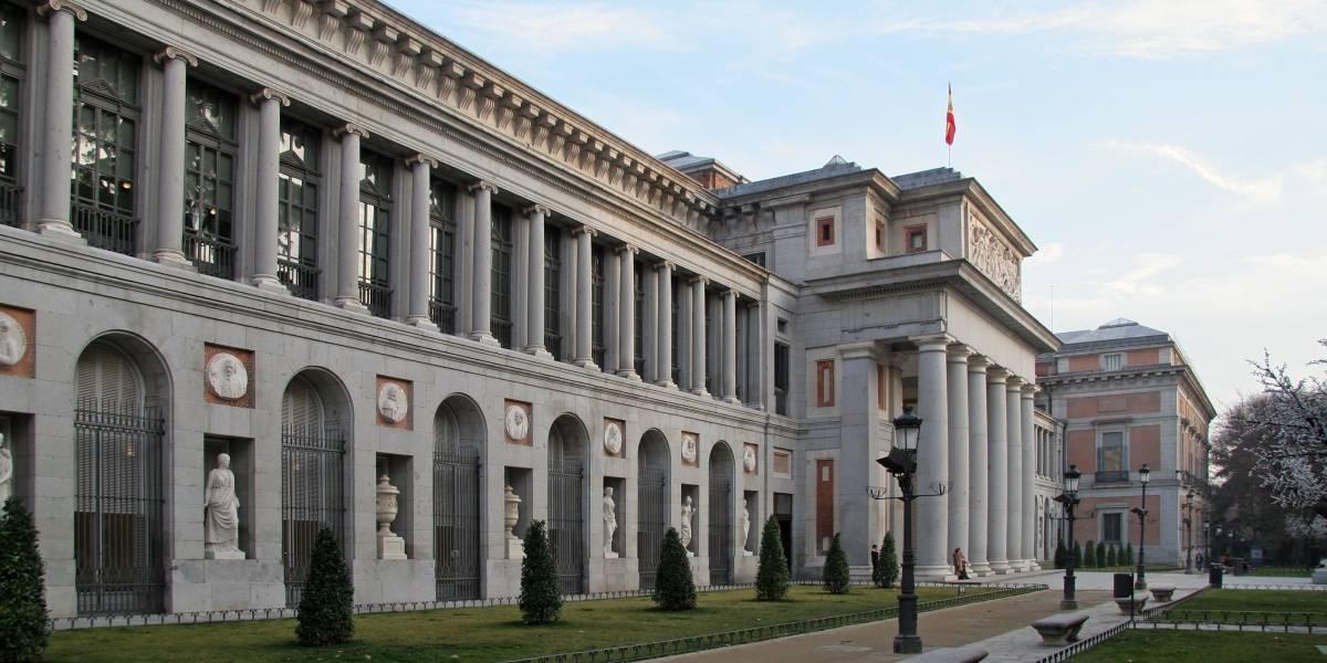 Museo del Prado realiza exposición de arte para invidentes con impresión 3D