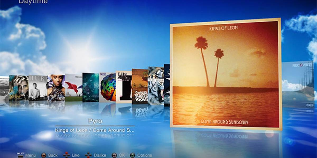 Sony lanzará Music Unlimited en México