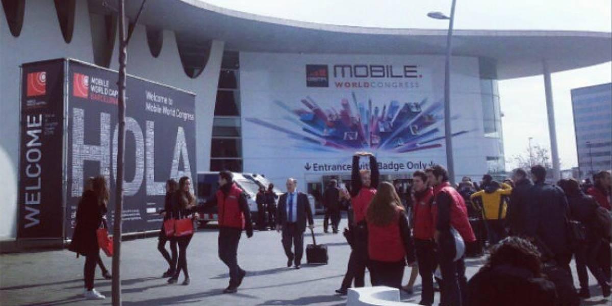 Todo sobre Mobile World Congress en el día 1