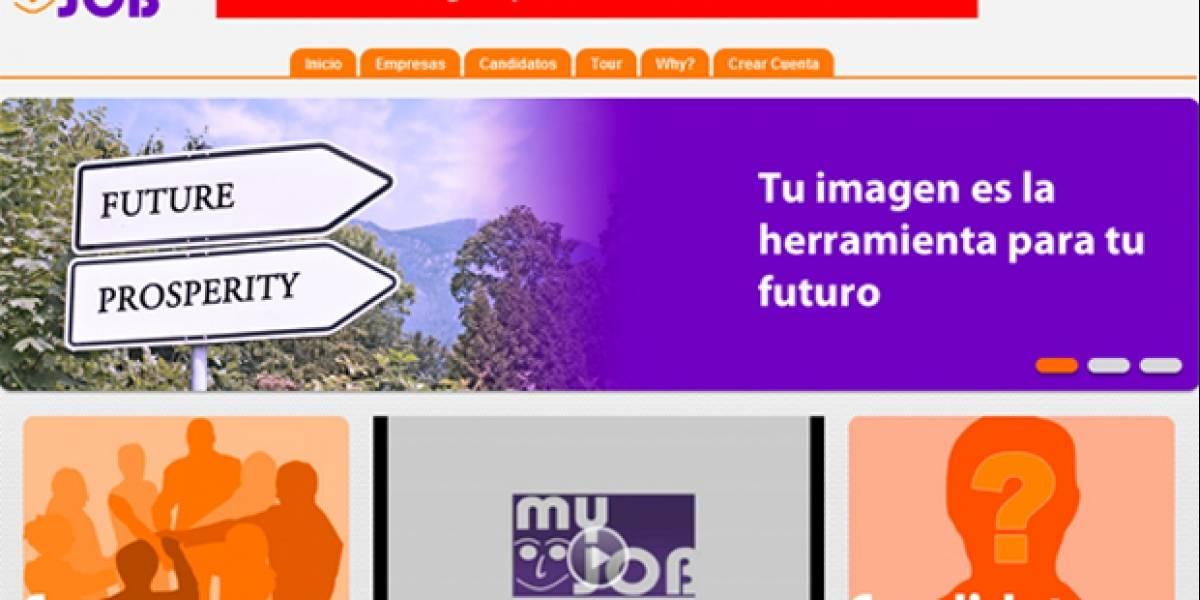 MyFaceJob: La web española para buscar trabajo con videocurriculums