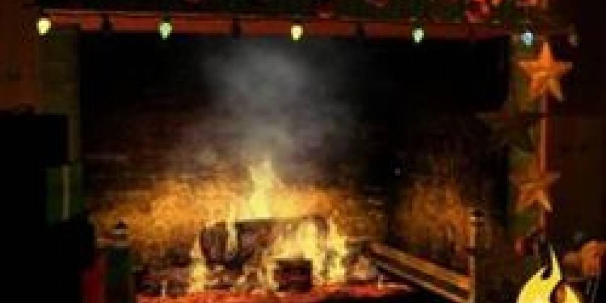 My Fireplace, una chimenea virtual de Wii hecha en Galicia