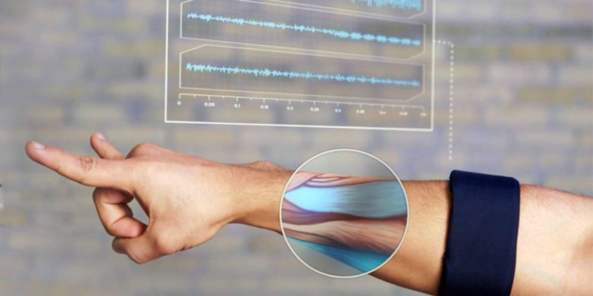Thalmic Labs MYO: Un brazalete para controlar gadgets a través del movimiento