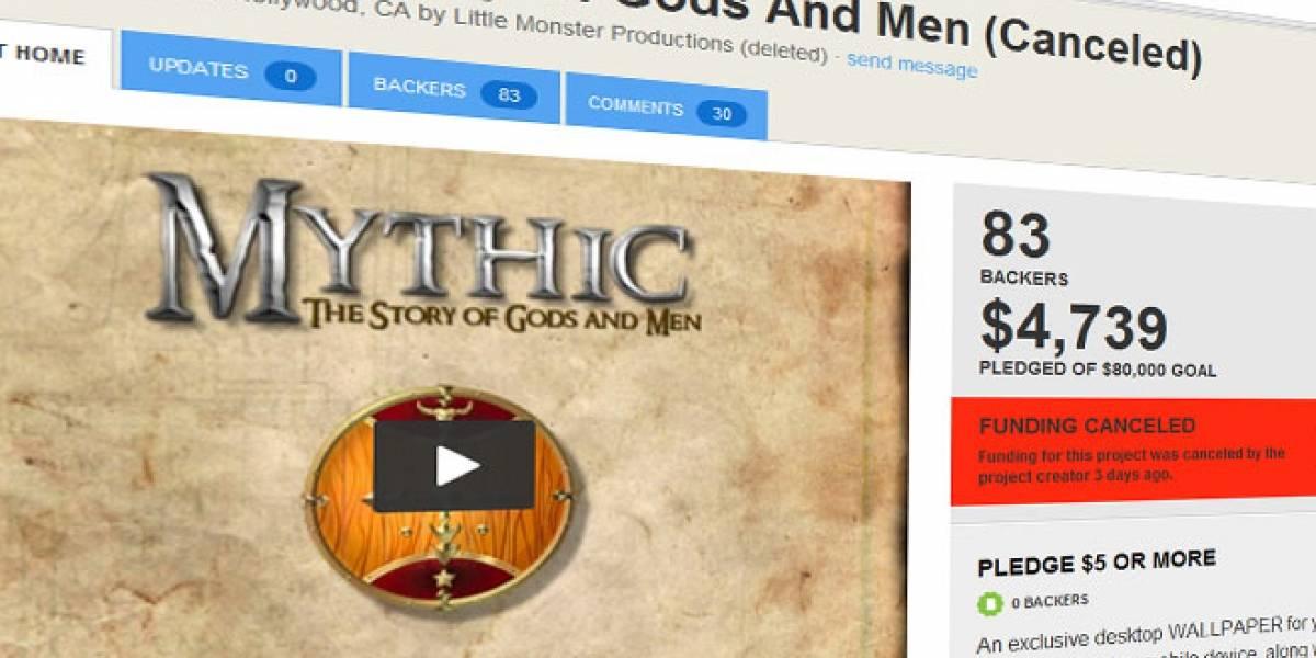 Internautas destapan falso proyecto de Kickstarter para crear un videojuego de mentira