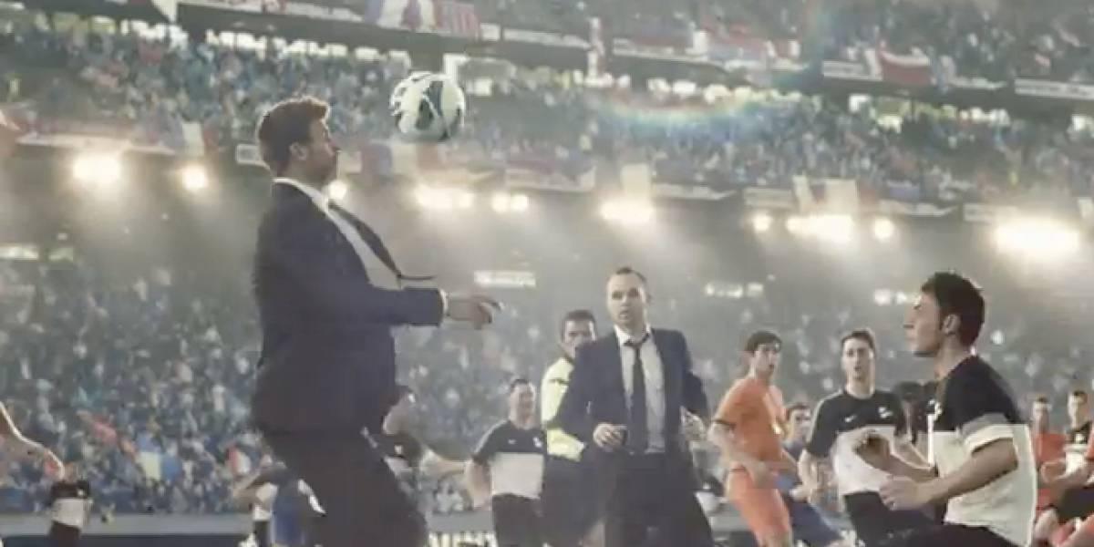 Nuevo video de Nike My Time Is Now llega a 9 millones de vistas en sólo 3 días