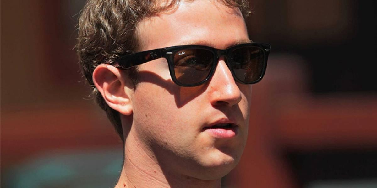 Mark Zuckerberg comenzará a recibir USD$1 de salario mensual