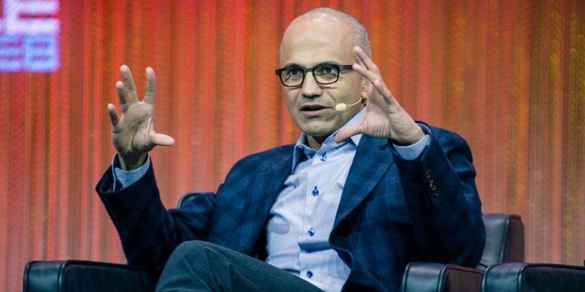 Satya Nadella estaría negociando su contrato como próximo CEO de Microsoft