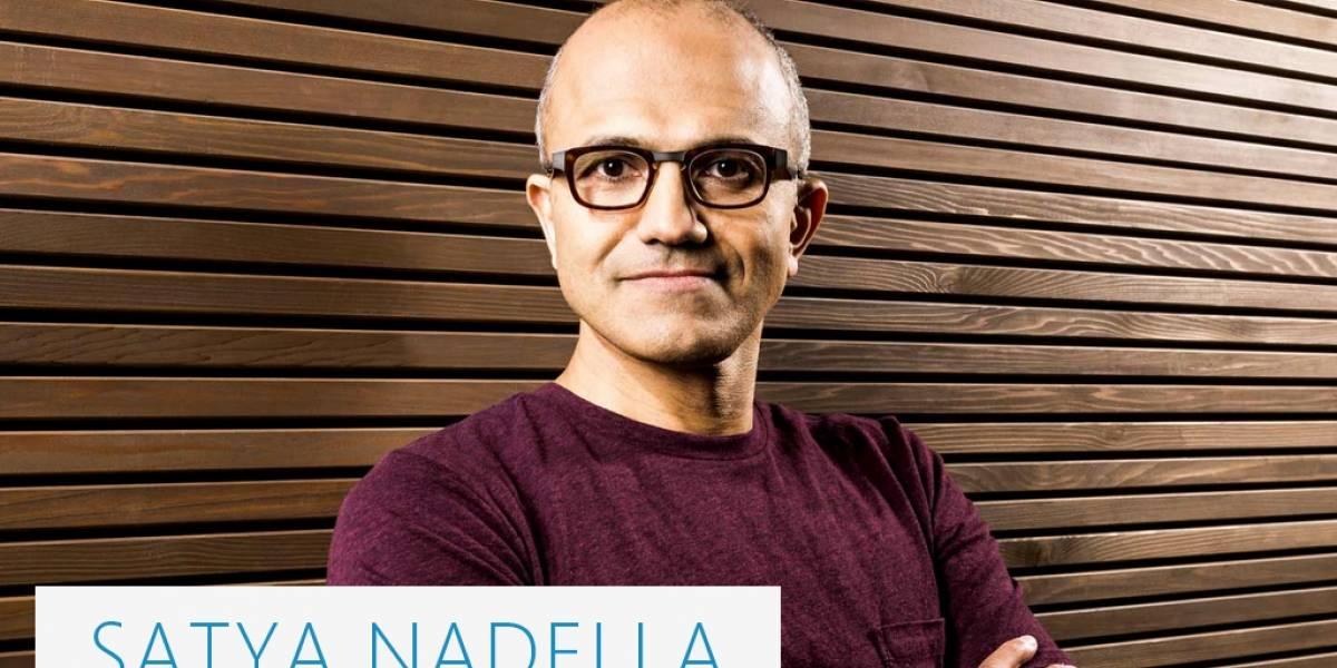 Satya Nadella es oficialmente el nuevo CEO de Microsoft