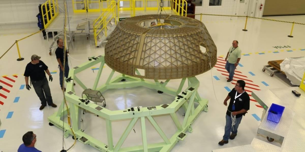 Viajes comerciales al espacio marcan hito en la trayectoria de la NASA
