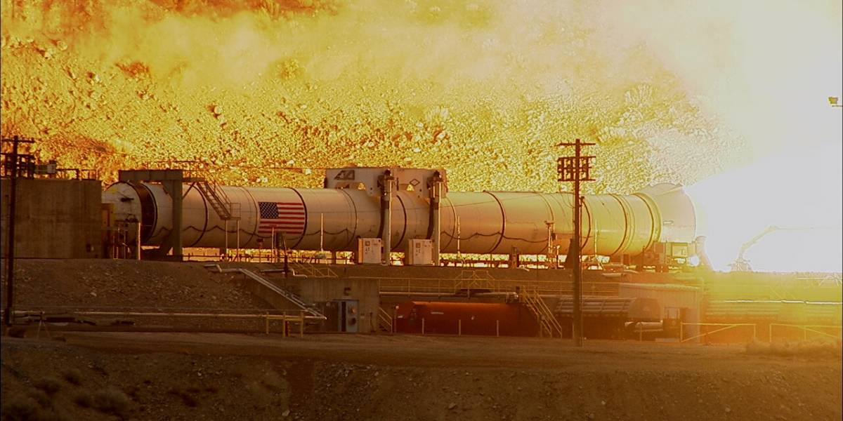 Imperdible: la NASA pone a prueba su cohete más poderoso