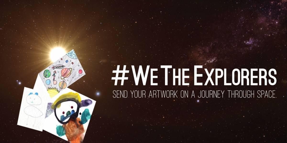 La NASA quiere que envíes tus obras de arte a un asteroide