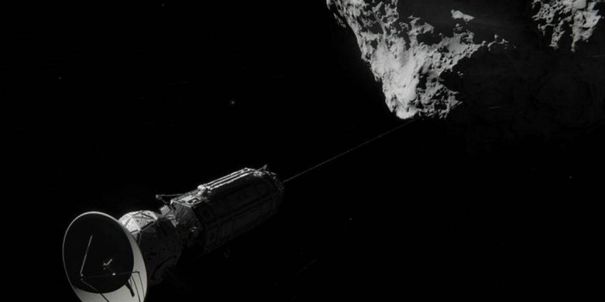 La NASA planea realizar misiones espaciales usando cometas para propulsarse