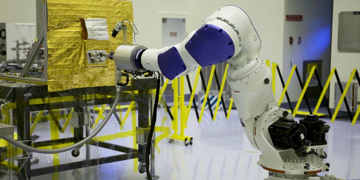 La NASA construye una estación de servicio para satélites