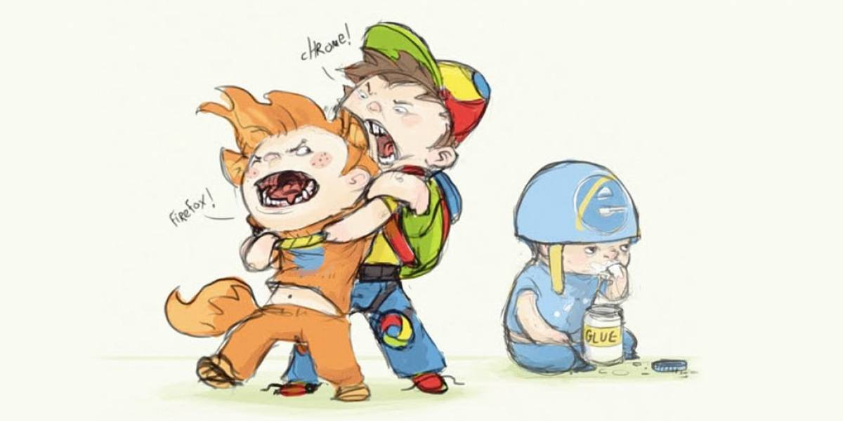 ¿Tiene sentido cambiar el nombre a Internet Explorer?