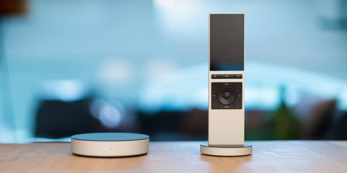 Neeo, el control universal que ya aplastó su meta en Kickstarter
