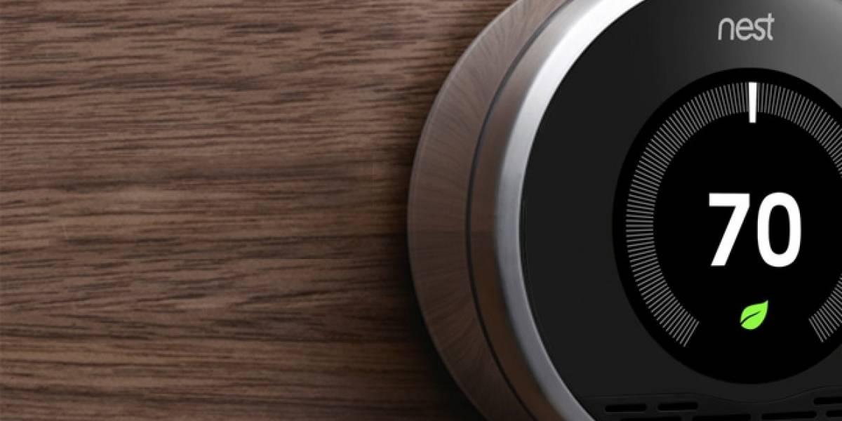 Apple venderá el termostato inteligente Nest en sus tiendas