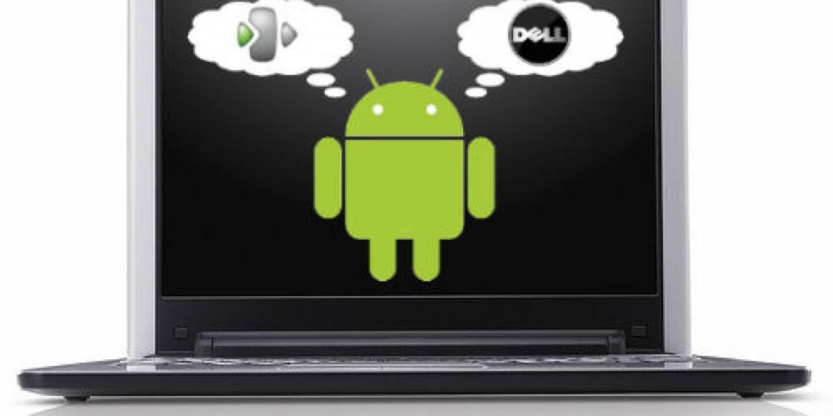Futurología: Nuevos netbooks con Android de parte de Dell y HTC