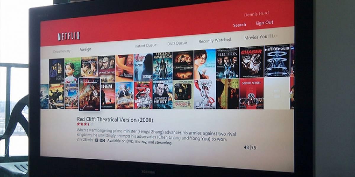 Netflix destrona a Apple en venta y alquiler de películas online en EE.UU.