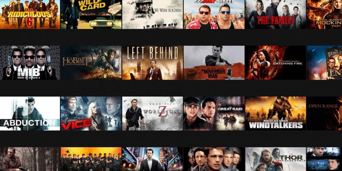 Super Browse, una extensión para Chrome que lista todas las categorías de Netflix