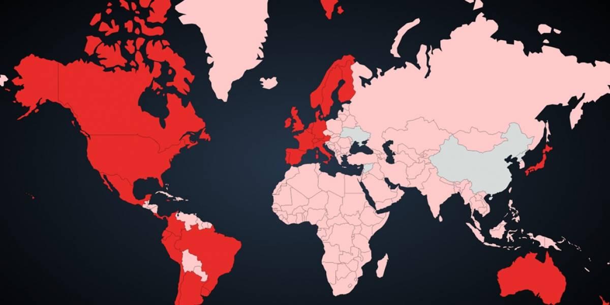 Las mejores compañías de Internet para ver Netflix en Chile, México y España