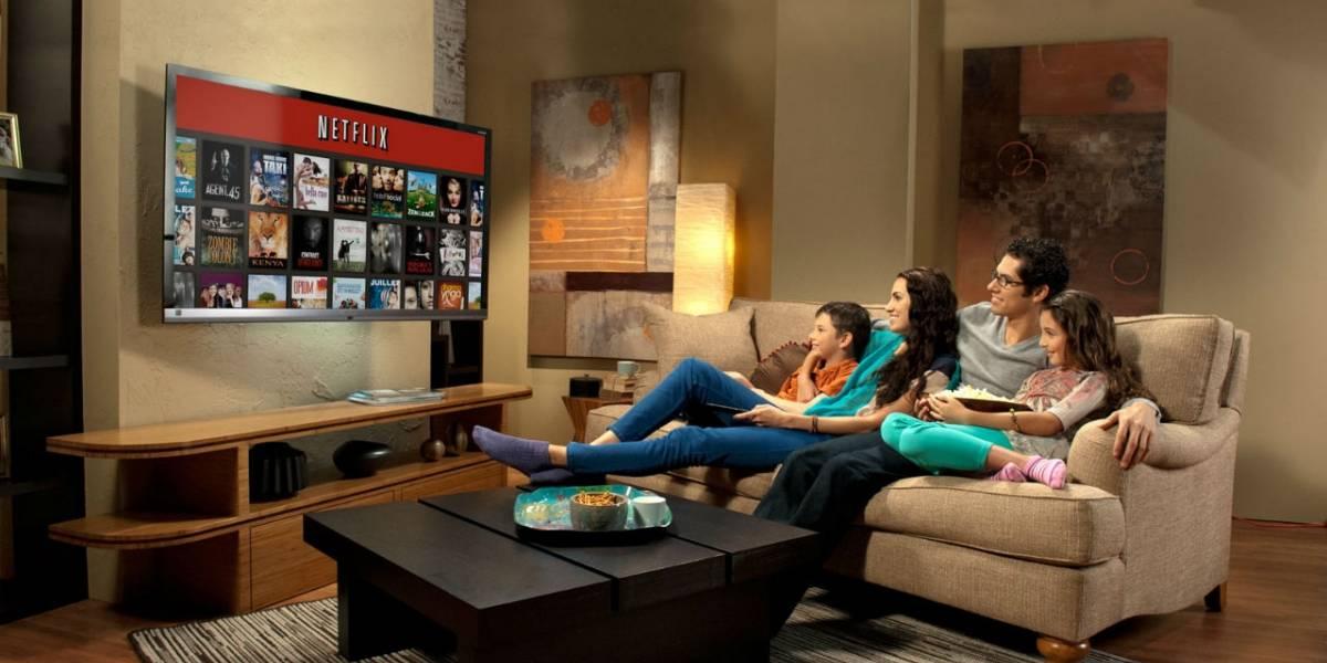 Netflix hará cambios para disminuir ancho de banda