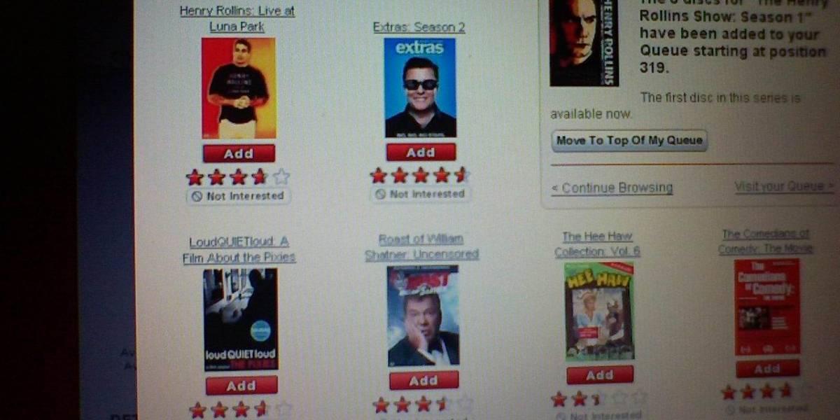 Netflix agregará perfiles para usuarios que compartan una cuenta