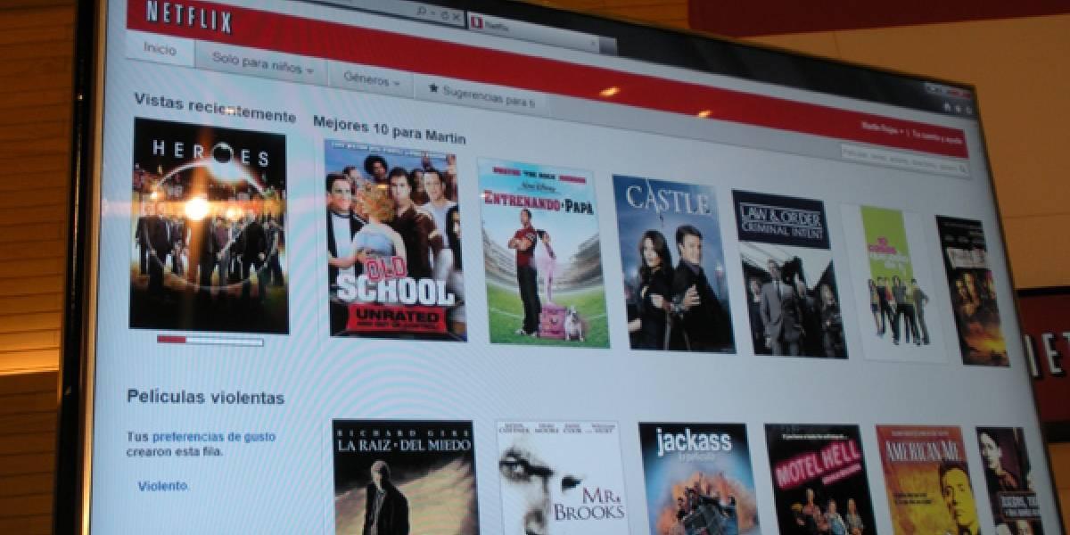 Algunas de las novedades sobre Netflix en Chile