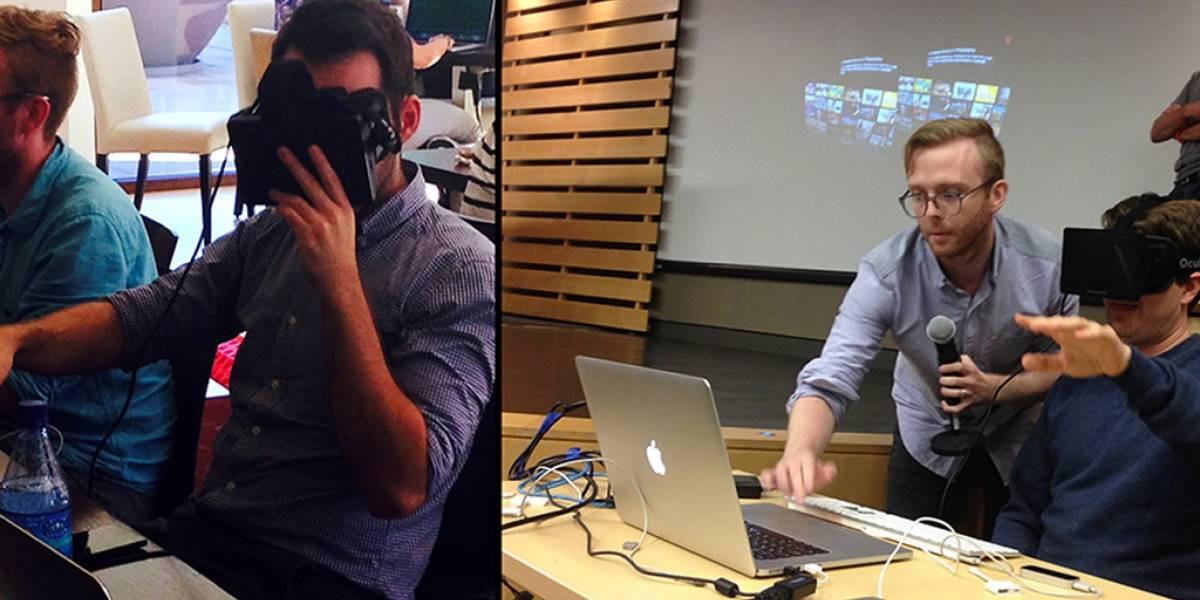 Netflix crea una versión para Oculus y más hacks increíbles