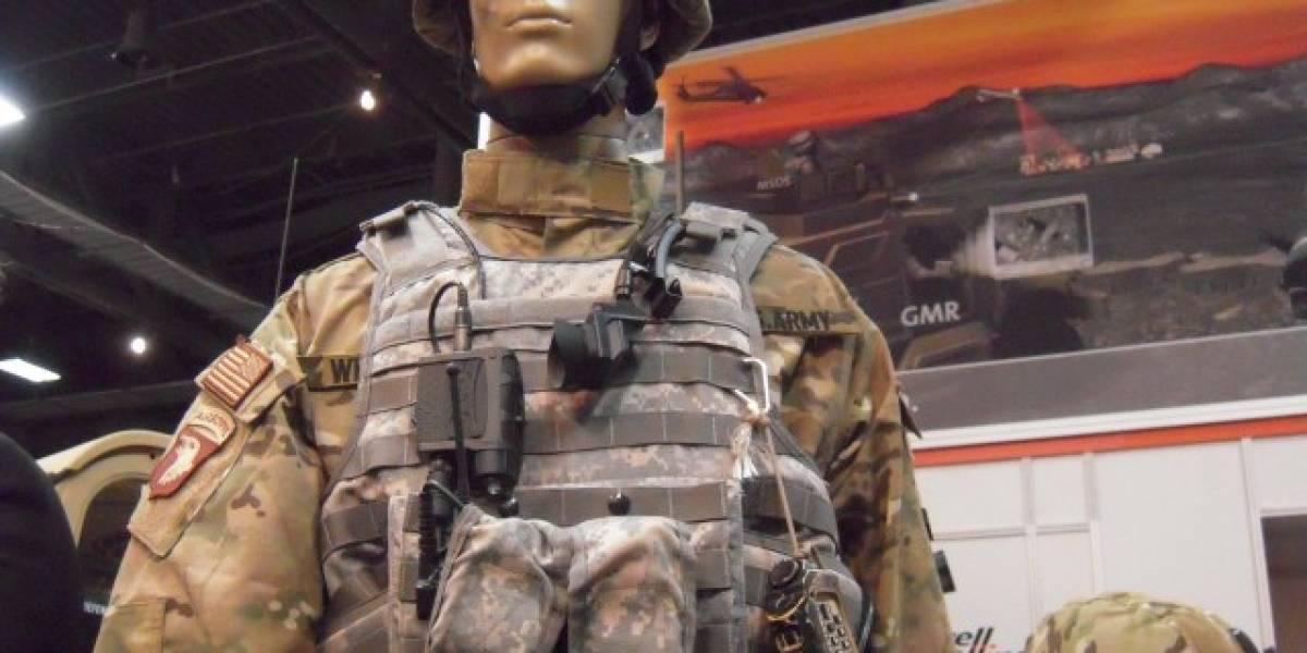 Smartphones con Android podrían ser el nuevo juguete favorito del US Army