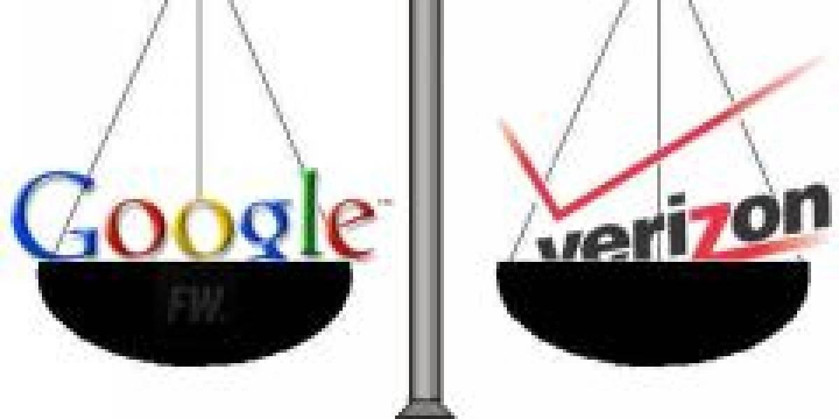 Google y Verizon publican su propuesta de neutralidad