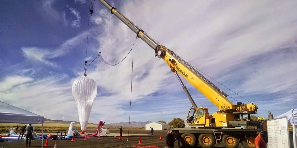 Proyecto Loon ya lanza 20 globos al día