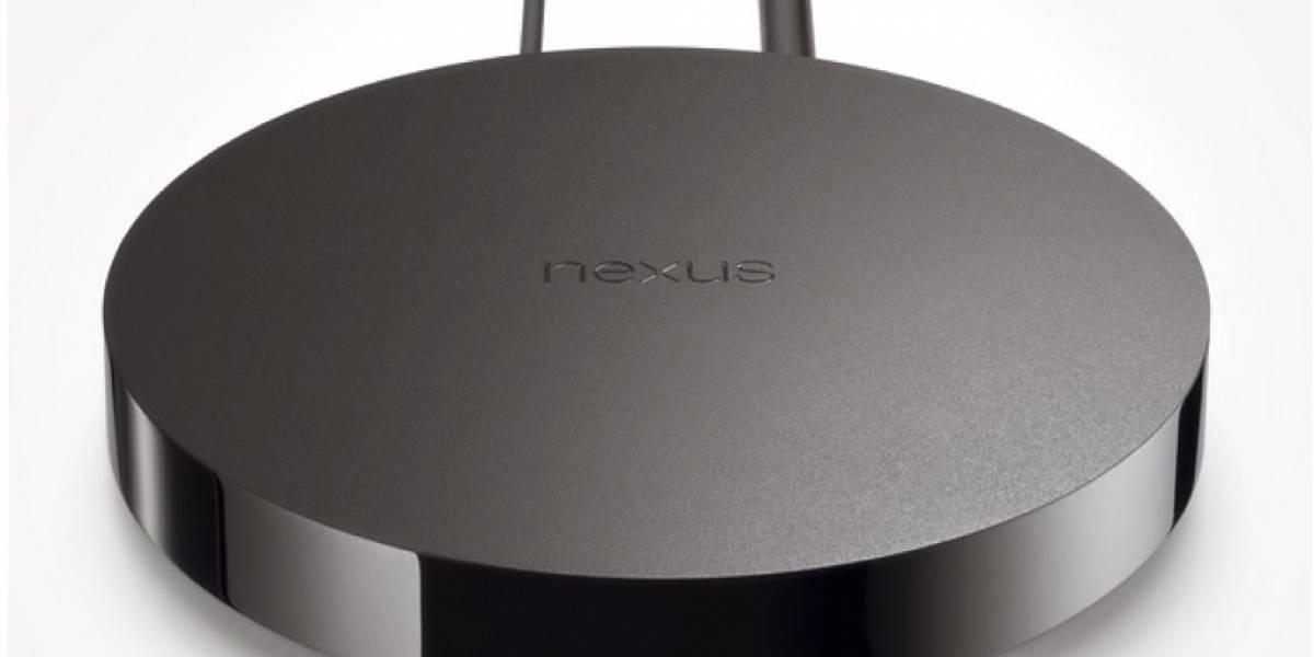 Nexus Player es la nueva consola de entretenimiento de Google