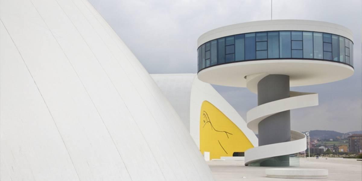 6 edificios espaciales y futuristas de Oscar Niemeyer