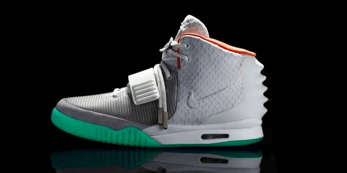 Zapatillas diseñadas por Kanye West se van por USD $90.000 en eBay