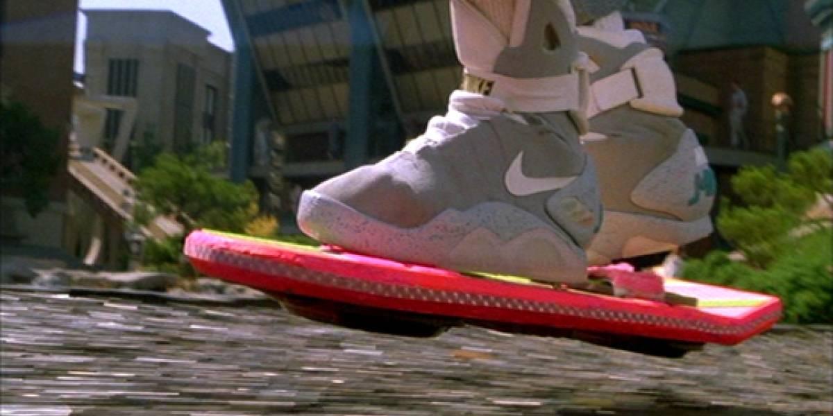 ¿Se prepara Nike para presentar las zapatillas de Regreso al futuro?