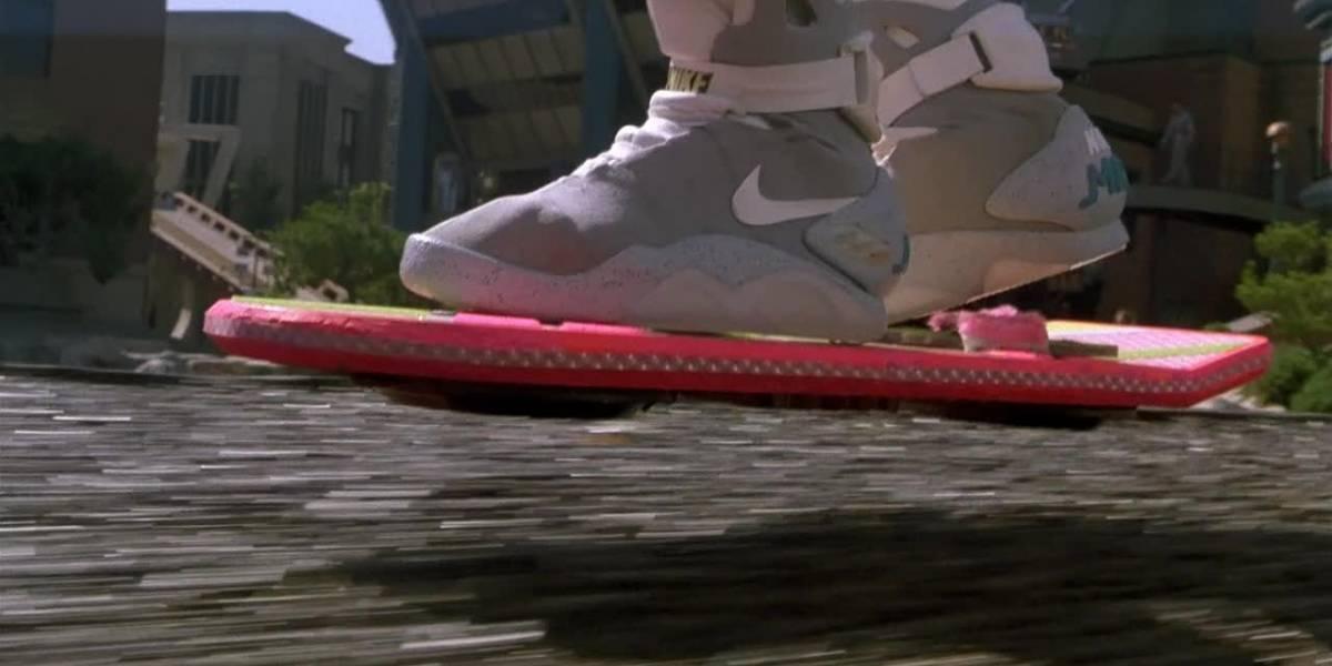 Michael J. Fox ya tiene su par de zapatillas Nike Air Mag