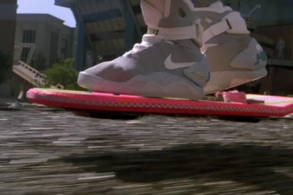 Nike Mag: nueva versión de las zapatillas de Regreso al