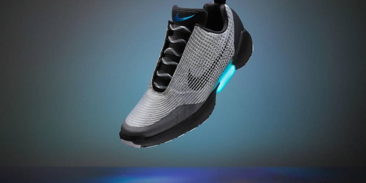 Las zapatillas de Volver al Futuro son más reales que nunca
