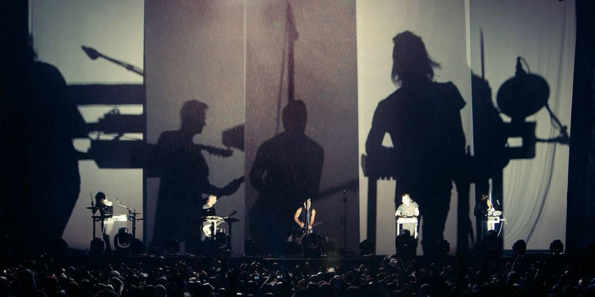 Nine Inch Nails usará Kinect y más gadgets en su nueva gira