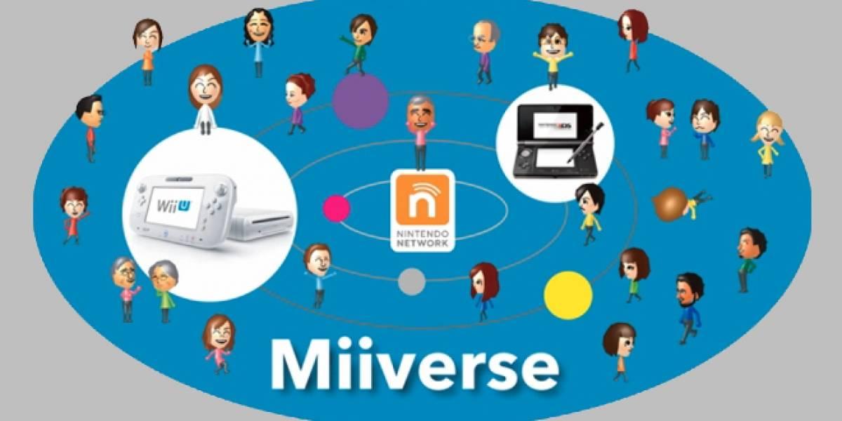 Miiverse: La red social de Nintendo para la Wii U