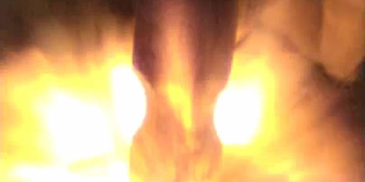 Video: Cómo explota la nitroglicerina en cámara lenta de 600x