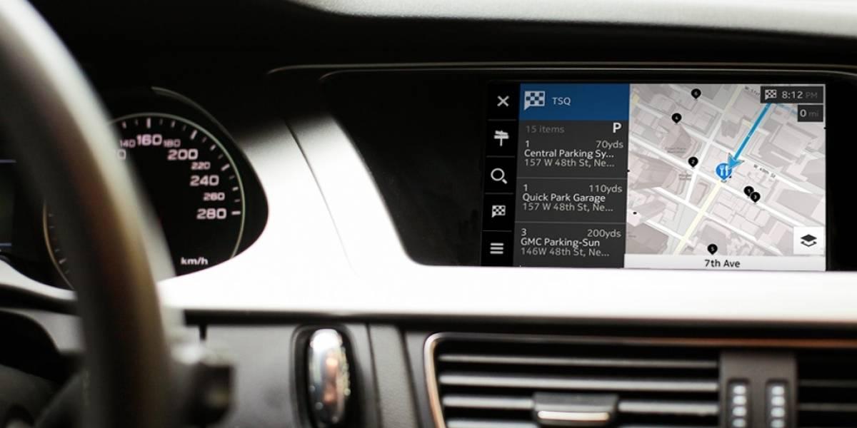 Nokia lanza Here Auto como plataforma de mapas para coches