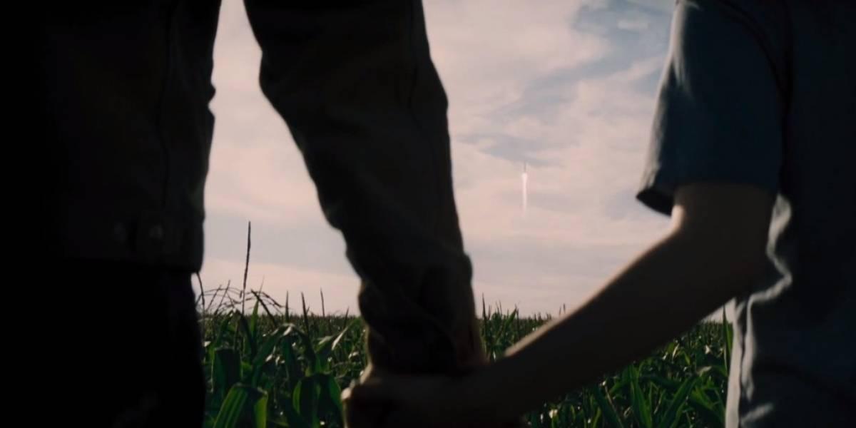 Apareció el teaser de Interstellar, la próxima película de Cristopher Nolan